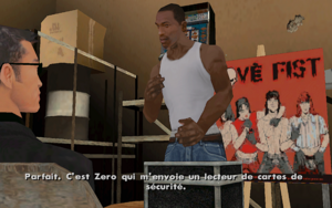 Key to Her Heart GTA San Andreas (colis)