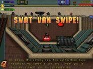 SWAT Van Swipe! (1)