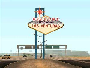 Добро пожаловать в сказочный Лас-Вентурас