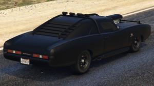 Duke O'Death GTA V (vue arrière)