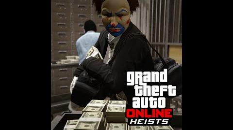GTA Online Heists Attaque à main armée