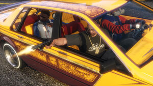 GTA Online Lowriders primo custom