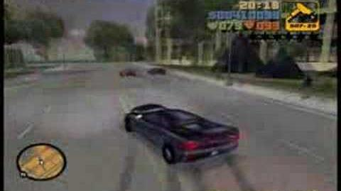 Grand Theft Auto 3 (PC) Mission 34 - Two-Faced Tanner