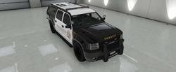 Sheriff SUV GTA V (RSC)