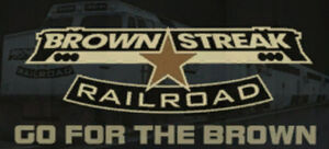 Brown Streak Railroad (SA)