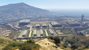 Fort Zancudo-X