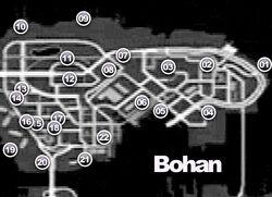 Gta4 pigeons bohan map