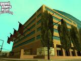 Лас-Вентурас вселенной 3D