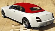 Windsor Drop vue derrière GTA Online