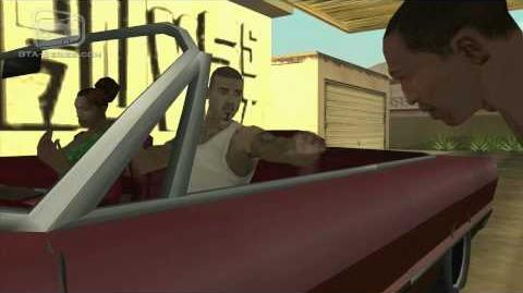 GTA San Andreas - Walkthrough - Mission -25 - High Stakes, Low-rider (HD)