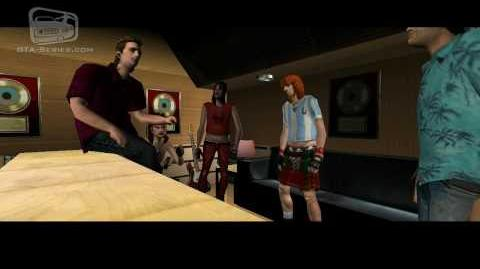 GTA Vice City - Walkthrough - Mission -25 - Psycho Killer (HD)