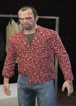 Ponsonbys (V - Wzorzysta koszula)