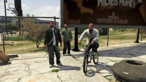 CAF gangsters