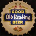 Good Old Realing Beer (logo)