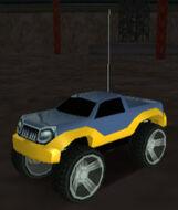 RC Car GTA Liberty City Stories