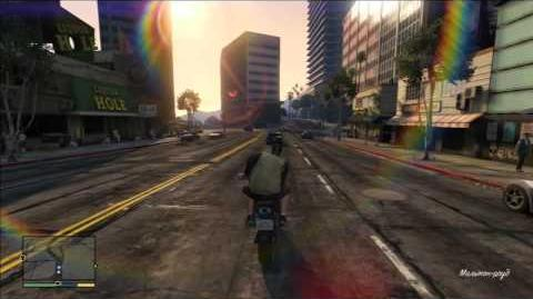 Grand Theft Auto V Gameplay Mission 43
