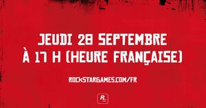 Image promotionnelle bande annonce red dead redemption 2