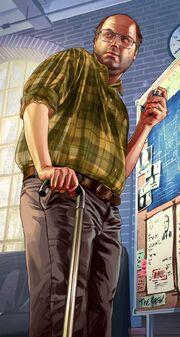 Lester Crest (V - art)
