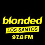 Blonded Los Santos (logo)