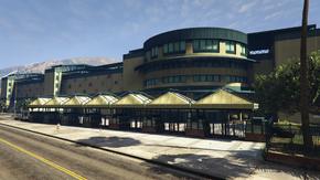 Hippodrome de Vinewood - GTAV