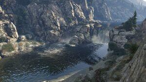 Raton Canyon-II