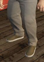 SubUrban (V - Kawowe buty skejtowskie)