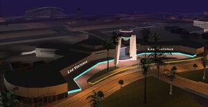 Las Venturas Airport GTA San Andreas (terminal)