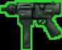 S-Uzi Machine Gun (GTA2 - HUD)