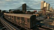 Subway Car GTAIV