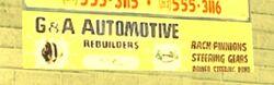 G&A Automotive (SA)