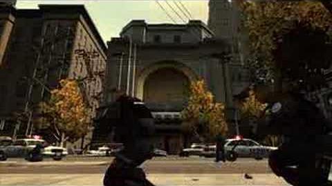 GTA IV trailer