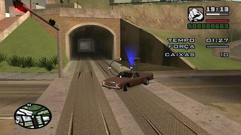 GTA San Andreas- Catalisador