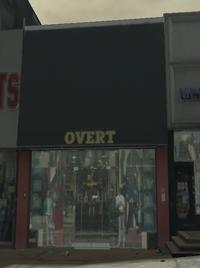 Overt Shop