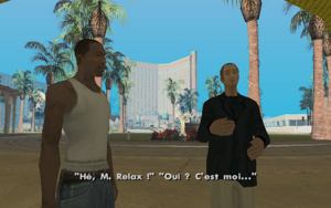 The Meat Business GTA San Andreas (fin)