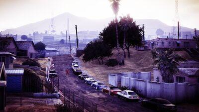 El Burro Heights-I