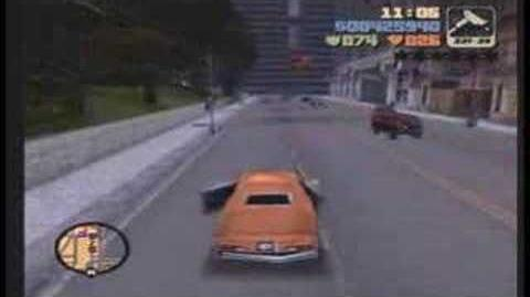 "Grand Theft Auto 3 Mission 34 - ""Bling-Bling Scramble"""