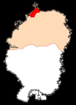 Карта Палето-Бэй