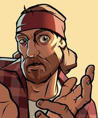 The Truth GTA San Andreas (artwork)