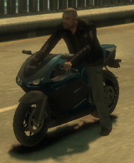 Bati 800 GTA IV The Lost and Damned (Johnny Klebitz)