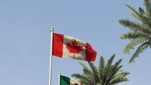Flag of Canada Jetsam Terminal-I