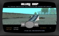 École de conduite GTA San Andreas (alley oop)