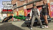 Contenu téléchargeable Lowriders GTA Online