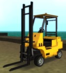 Forklift GTA Vice City Stories