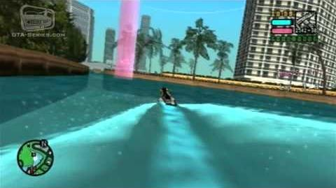 GTA Vice City Stories - Walkthrough - Watersports - Time Trials