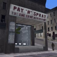 Pay 'n' Spray (III - Portland)