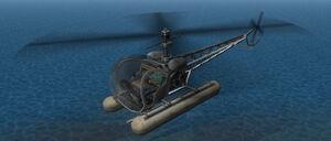 Sea Sparrow GTA Vice City