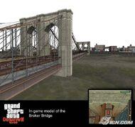 Broker Bridge (modèle) GTA Chinatown Wars
