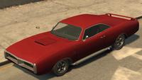 Dukes GTA IV (vue avant)