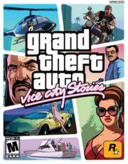 Grand Theft Auto Vice City Storiescapa