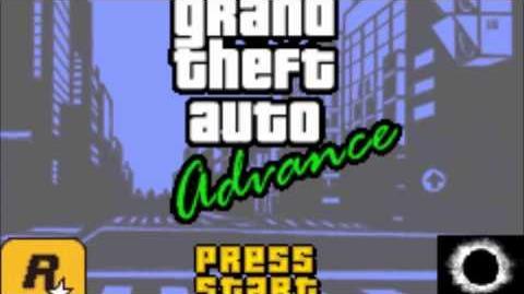 Grand Theft Auto advance intro theme